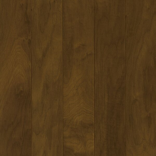 Perf Plus 5 Engineered Walnut Hardwood Flooring in Woodland View by Armstrong Flooring