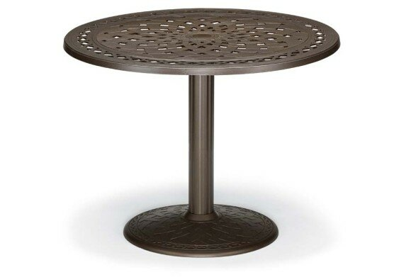 Cast 48 Round Dining Table by Telescope Casual