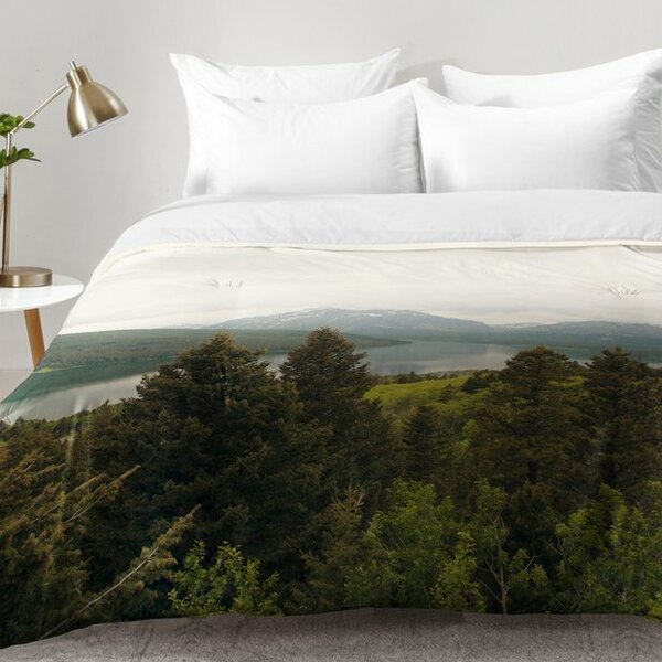 Summer In Montana Comforter Set by East Urban Home