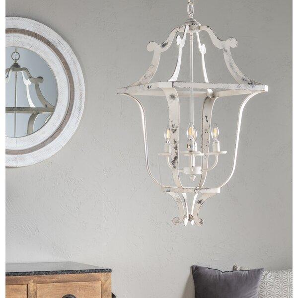 Diep 4 - Light Lantern Empire Chandelier by One Allium Way One Allium Way