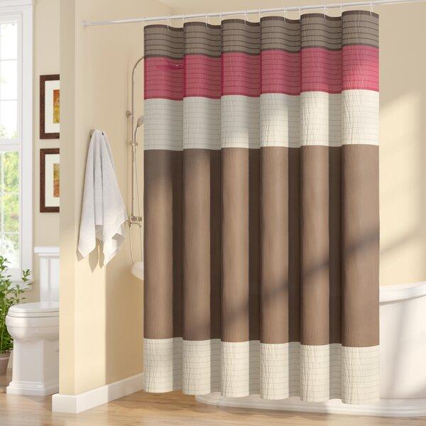Berardi Shower Curtain by Three Posts
