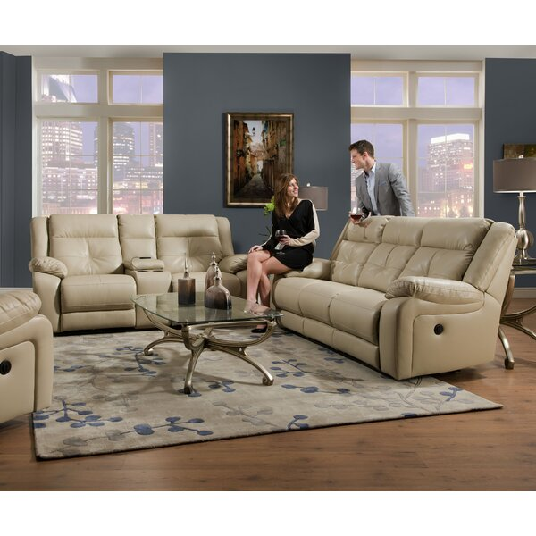 Obryan Reclining Configurable Living Room Set by Darby Home Co