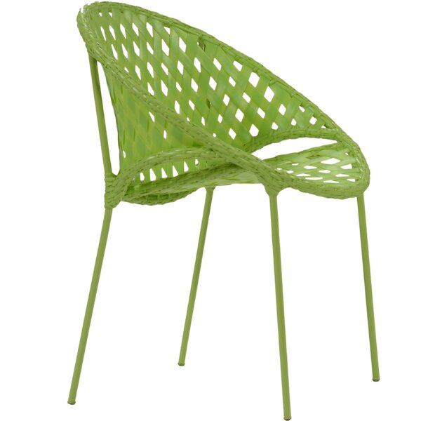 Tik-Tak Stacking Patio Dining Chair by David Francis Furniture