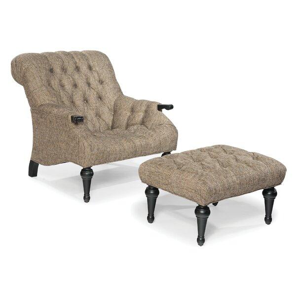 Sinclair Armchair by Fairfield Chair