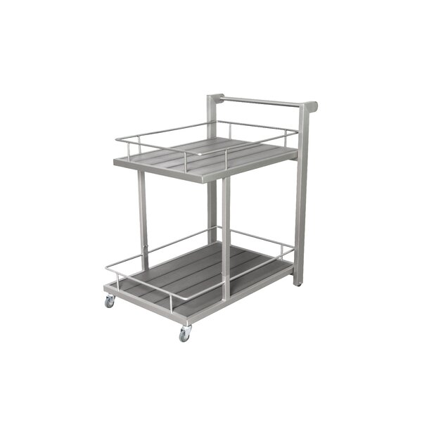 Xochitl Bar Cart by Wade Logan Wade Logan