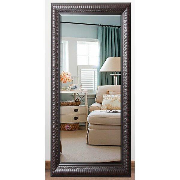 Rectangle Curve Beveled Wall Mirror by Fleur De Lis Living