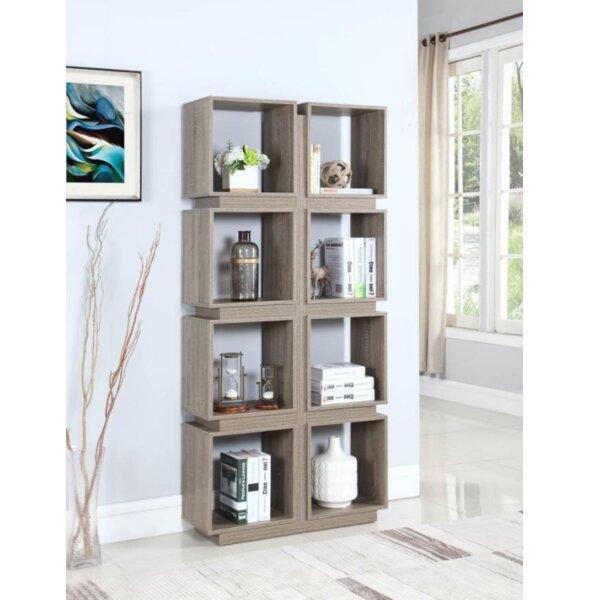 Hamby Standard Bookcase by Orren Ellis