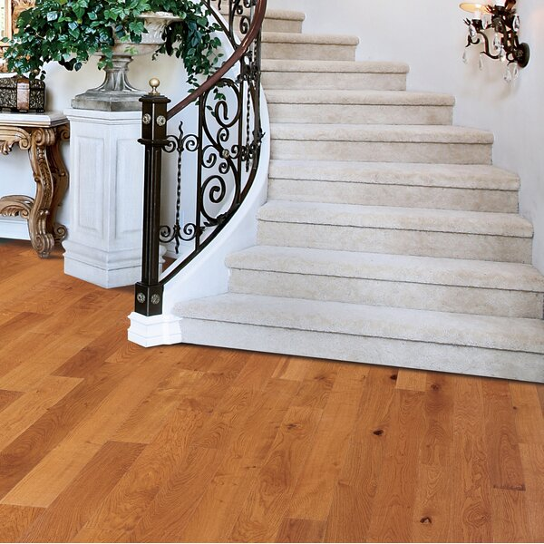 Orchard 4.75 Engineered Oak Hardwood Flooring in Antique Oak by Albero Valley