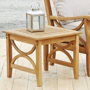 High Quality Brunswick Teak Side Table