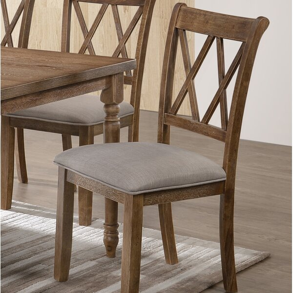 Bedlington Dining Chair (Set of 2) by Gracie Oaks