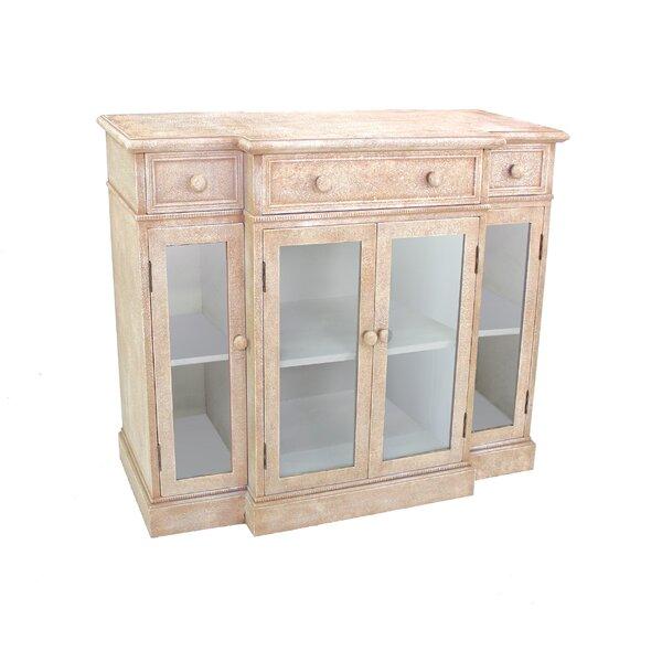 Holub Wood Accent Cabinet By Fleur De Lis Living