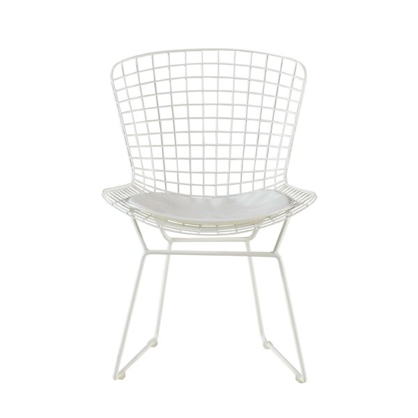 Admirable Holly Wire Dining Chair Set Of 2 By Elle Decor Sale Uwap Interior Chair Design Uwaporg