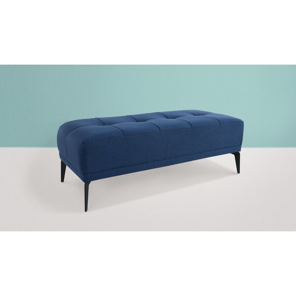 Geer Upholstered Bench by George Oliver