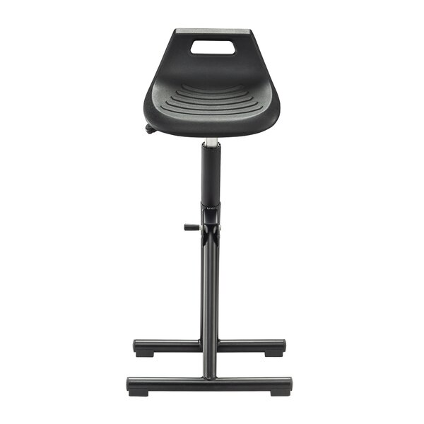 Pleasing Keane Height Adjustable Industrial Stool By Symple Stuff Cjindustries Chair Design For Home Cjindustriesco