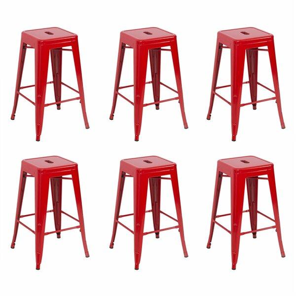 Camas 26'' Bar Stool (Set of 6) by Trent Austin Design