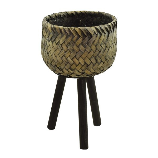 Bamboo Plant Stand by LCG Florals