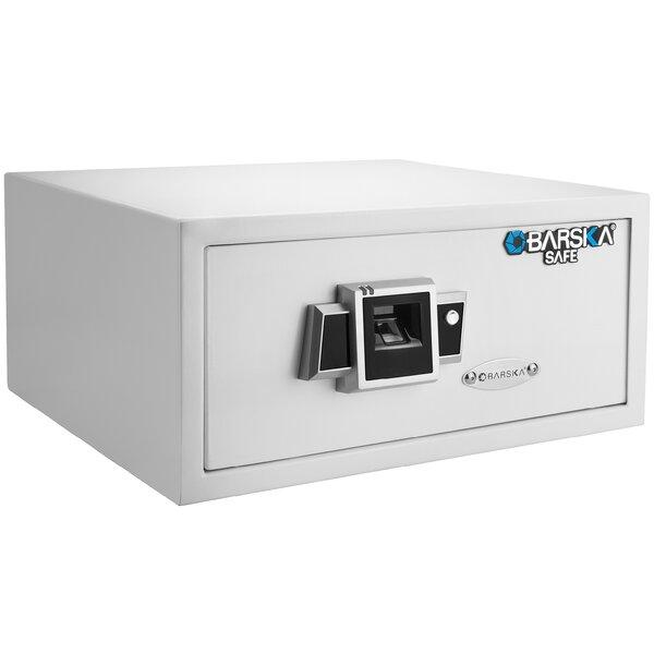 BX300 Biometric Lock Security Safe by Barska