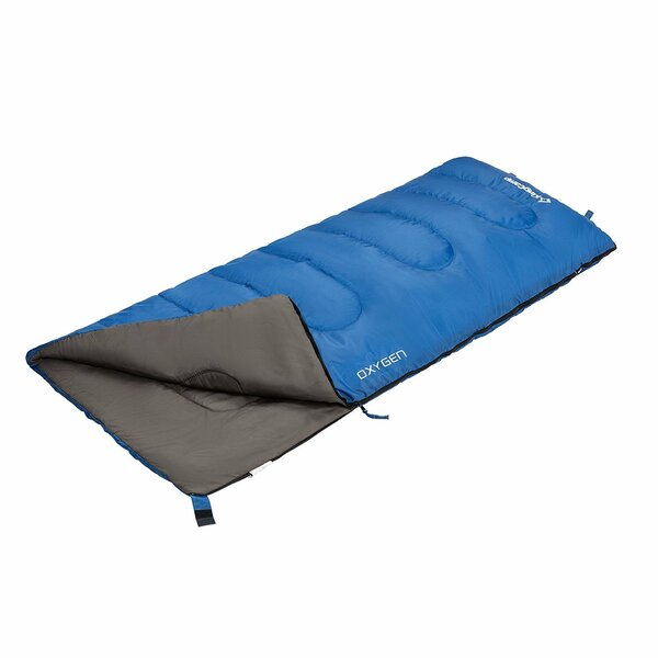 Oxygen 200 Warm Comfort Easy Compress Cot for Camping by Kingcamp