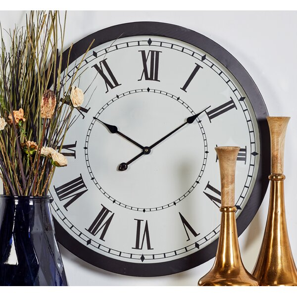 Imhoff Wall Clock by Charlton Home