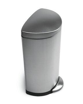 simplehuman 30 litre semi pedal bin reviews. Black Bedroom Furniture Sets. Home Design Ideas