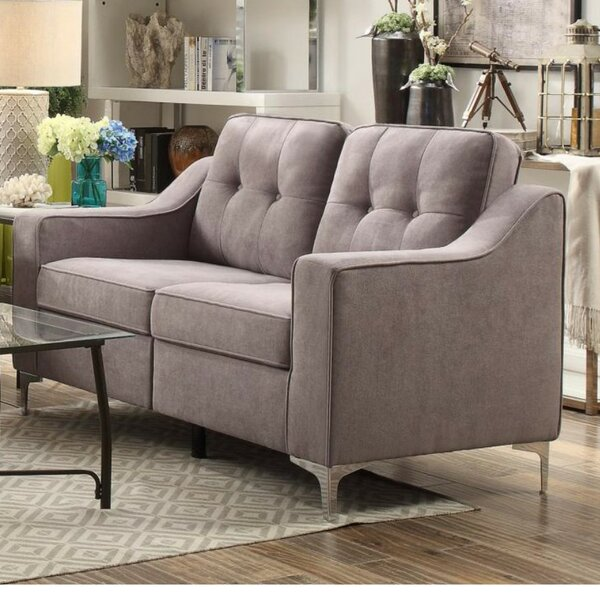 Tong Loveseat by Ebern Designs
