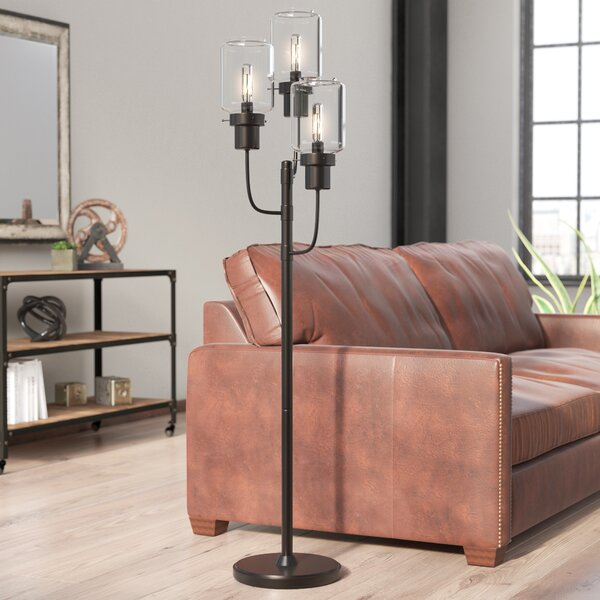 Tozi 59.75 Tree Floor Lamp by Trent Austin Design