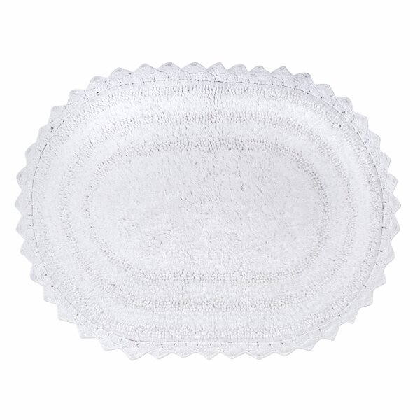Crochet Bath Rug by Design Imports