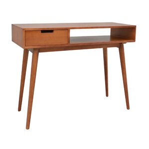 Brookline Mid-Century Console Table by George Oliver