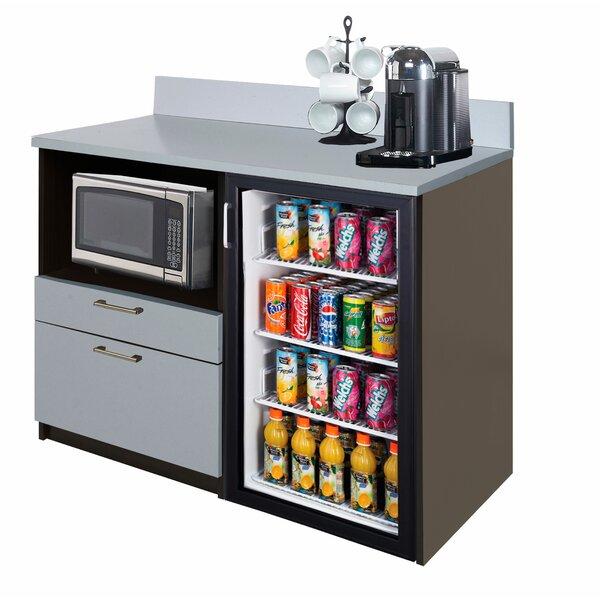 Coffee Kitchen Lunch Break Room Base Cabinet by Breaktime