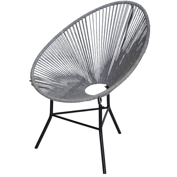 Fanning Springs Patio Dining Chair by Bungalow Rose