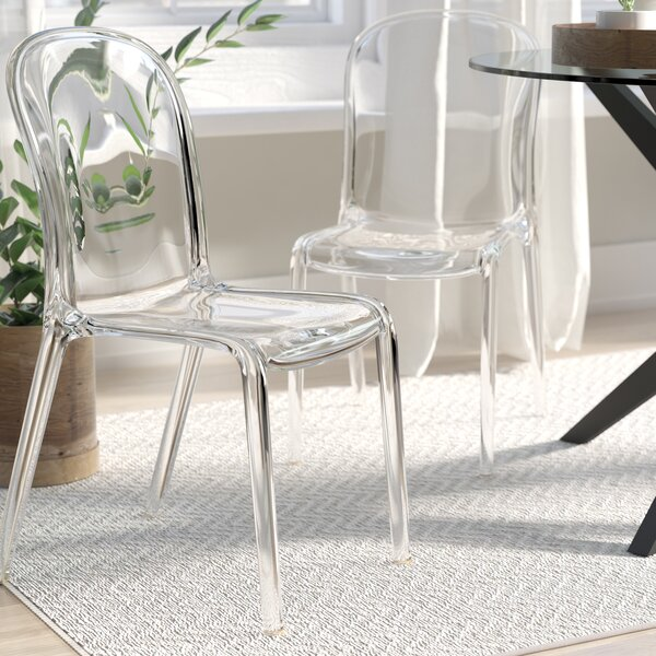 Demeo Dining Chair by Mercury Row