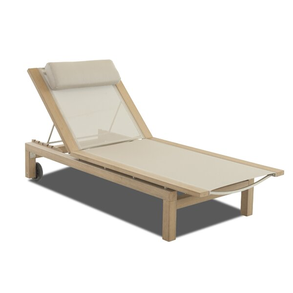 Lawson Chaise Lounge by Union Rustic