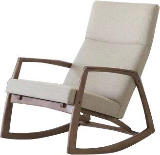 Isabeau Rocking Chair by Corrigan Studio
