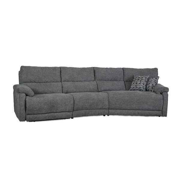 Top Secret Reclining Sectional by Southern Motion