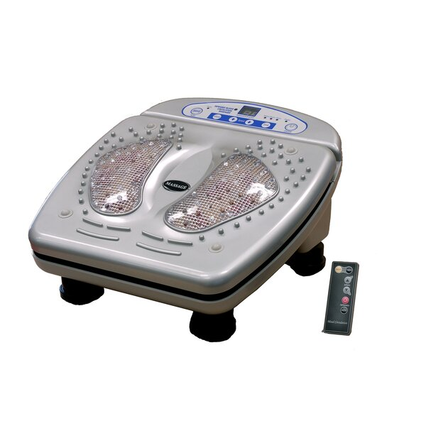 Infrared and Vibration Foot Massager by iComfort