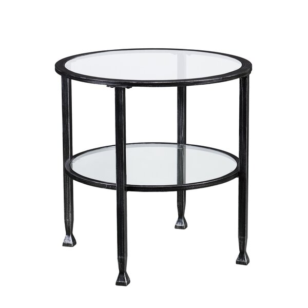Beau Glass End Tables Youu0027ll Love | Wayfair