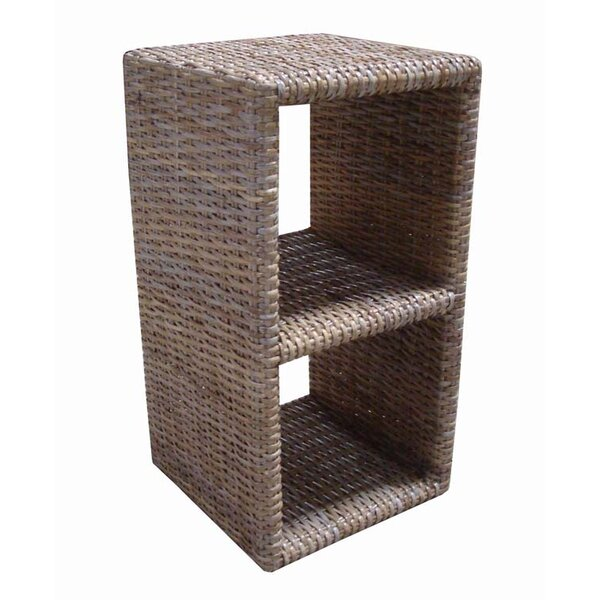 Kubu Cube Unit Bookcase by Padmas Plantation