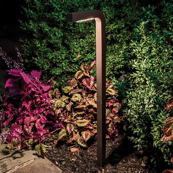 Balance 1 Light LED Pathway Light by WAC Lighting