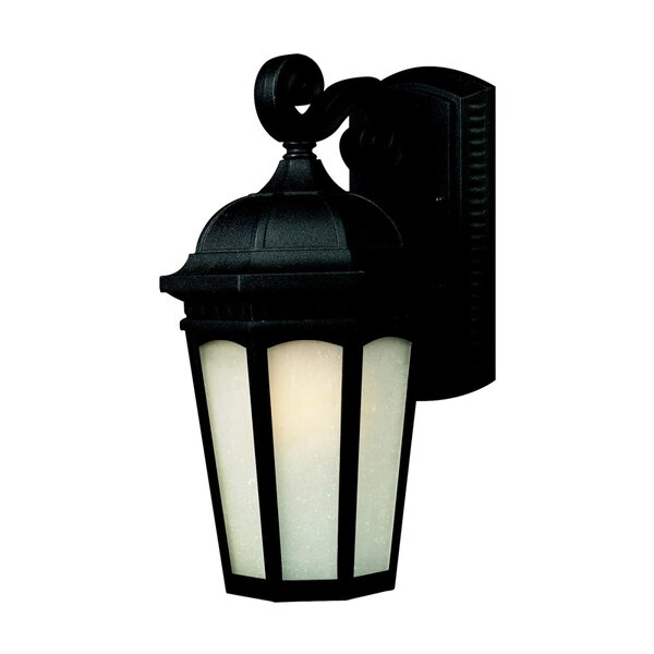 Arnaz 1-Light Outdoor Wall Lantern by Andover Mills