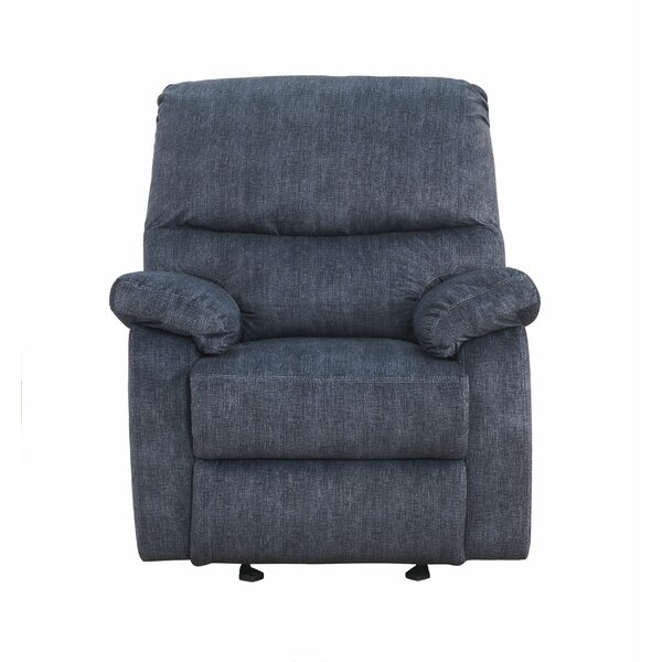 Sabion Manual Rocker Recliner [Red Barrel Studio]