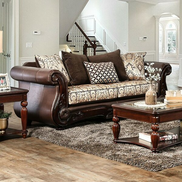 Doughton Chenille Upholstery Loveseat by Astoria Grand