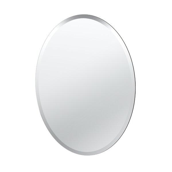 Flush Bathroom/Vanity Mirror by Gatco
