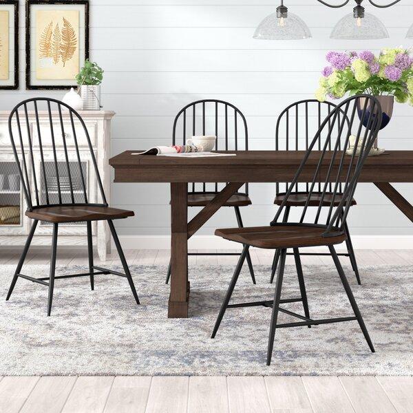 Hughley Dining Chair (Set of 4) by Laurel Foundry Modern Farmhouse