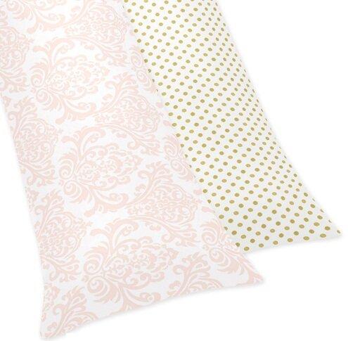 Amelia Body Pillow Case by Sweet Jojo Designs