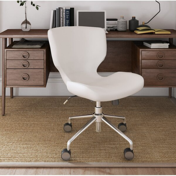 Madeline Hourglass Desk Chair by Elle DecorMadeline Hourglass Desk Chair by Elle Decor