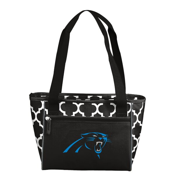 16 Can Quatrefoil Tote Cooler by Logo Brands