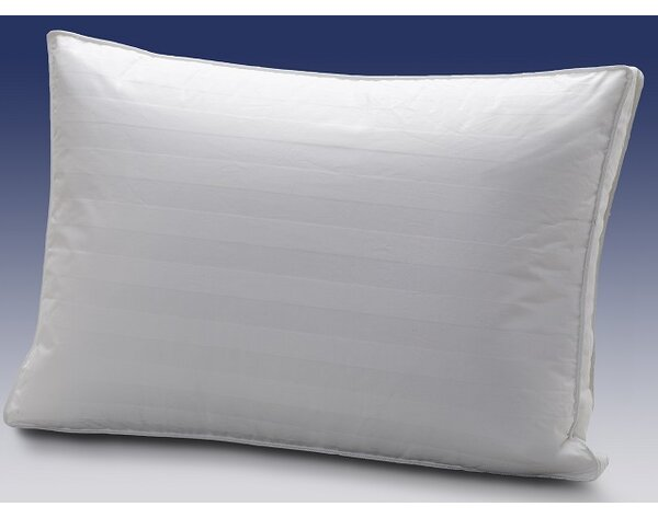 Firm Luxury Gel Microfibre Down and Down Alternative Pillow by Westex