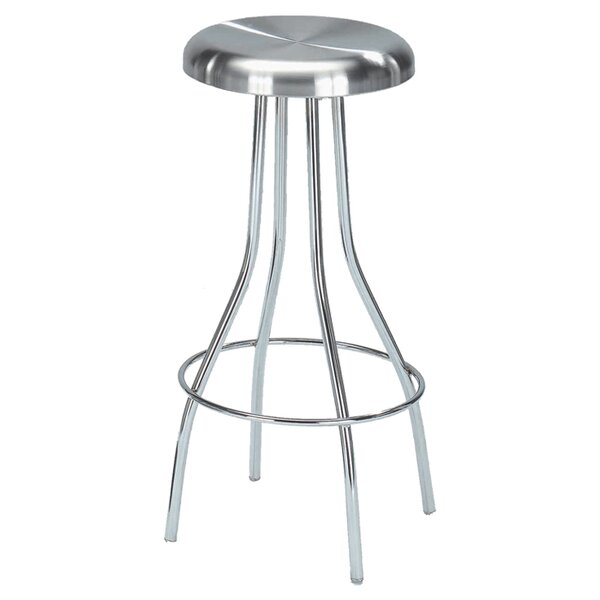 26.37 Bar Stool (Set of 2) by New Spec Inc