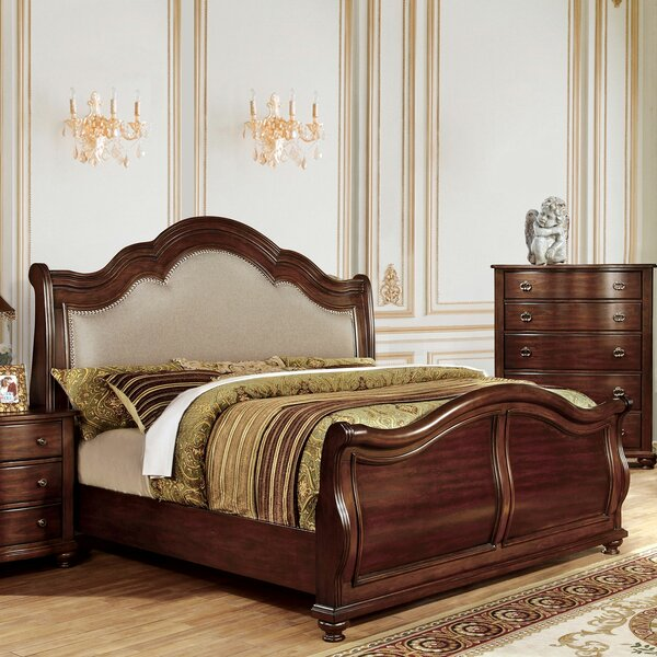 Fuson Upholstered Bed by Astoria Grand