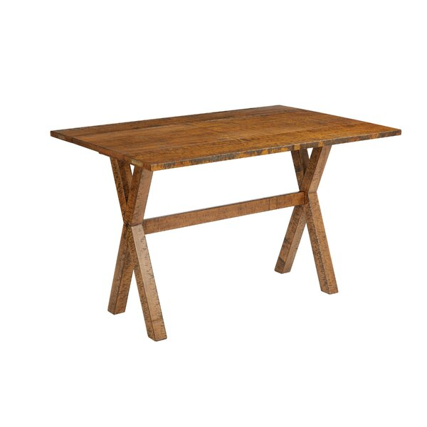 Meilani Flip Top Console Table By Union Rustic